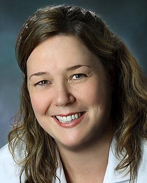 Headshot of Jennifer Cox Janus