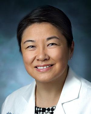 Headshot of Judy Huang