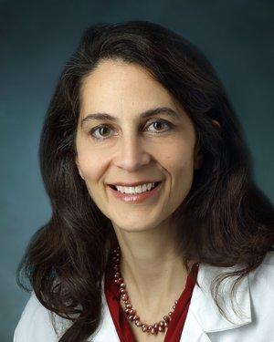 Headshot of Laura Marie Fayad