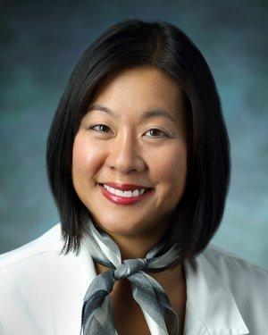 Headshot of Sandra Lin