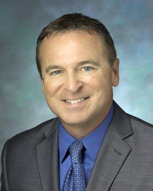 Headshot of Chris Kraft