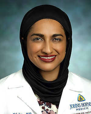 Headshot of Shameema Sikder