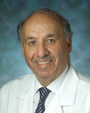 Headshot of Mahmood Jaberi