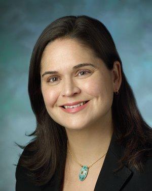 Headshot of Laura Anne Hanyok