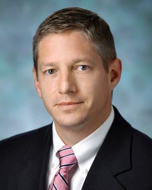 Headshot of Shawn Edward Lupold