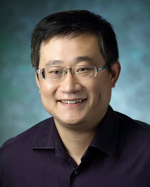 Headshot of Peng Lu
