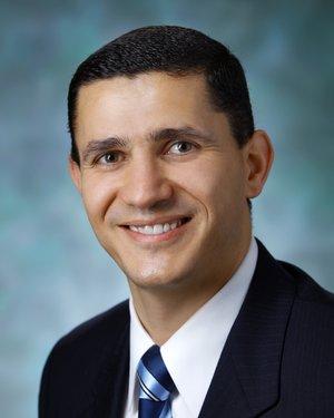 Headshot of Yassine Daoud