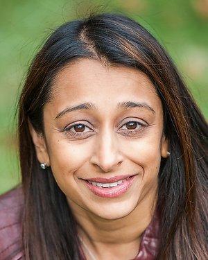 Headshot of Nilofer Saba Azad