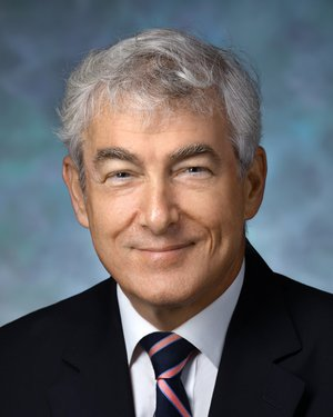 Headshot of Stephen Joseph Meltzer