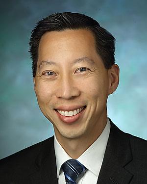 Headshot of Larry William Chang