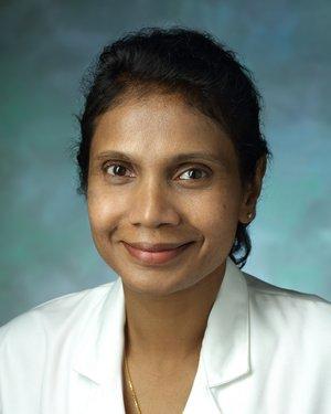 Headshot of Padmini D Ranasinghe