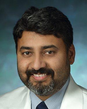 Headshot of Zishan Khalid Siddiqui