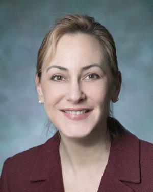 Headshot of Christine Gourin