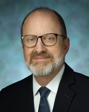 Headshot of Kent Allen Stevens