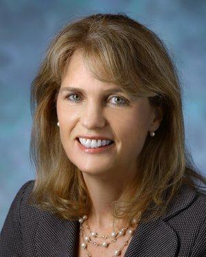 Headshot of Susan Fletcher Stinson
