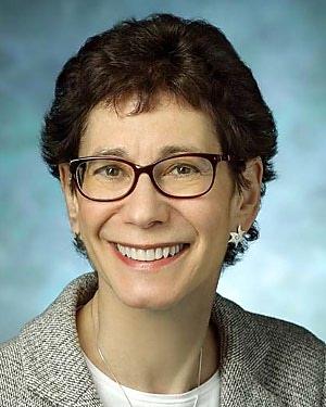 Headshot of Cynthia Wolberger