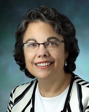Headshot of Catherine Ann Cordero-Parrish