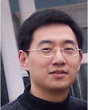 Headshot of Jun Hua
