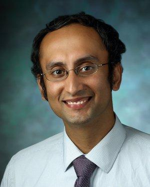 Headshot of Karthik S Suresh