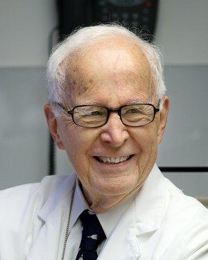 Headshot of Paul R McHugh