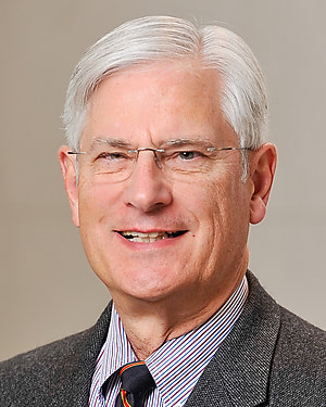 Headshot of Ronald P Byank