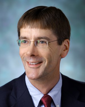 Headshot of David William Cooke