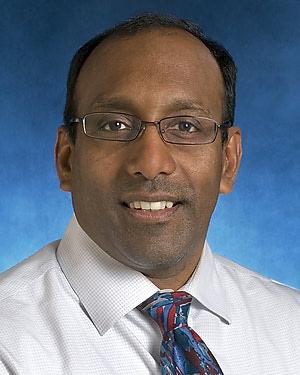 Headshot of Arjun Chanmugam