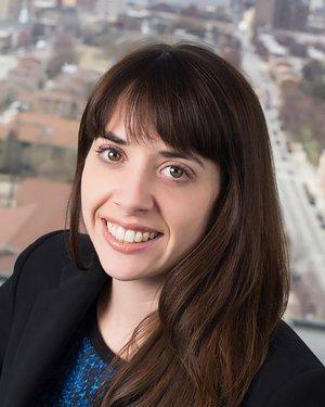 Headshot of Christine Durand
