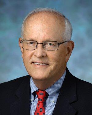 Headshot of Newton F Adkinson Jr