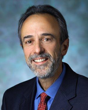 Headshot of Roy Charles Ziegelstein