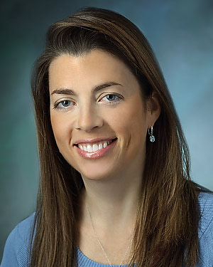 Headshot of Rebecca Krimins
