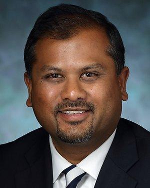 Headshot of Milap Anil Nowrangi