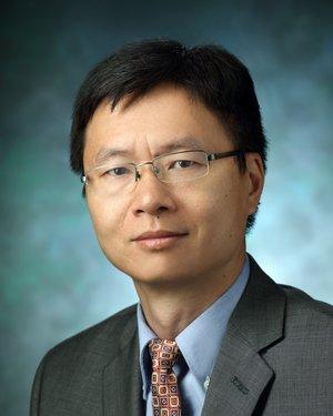 Headshot of Hanzhang Lu