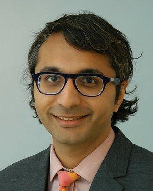 Headshot of Mandeep Singh Jassal
