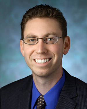 Headshot of Jordan J. Green