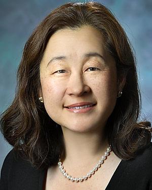 Headshot of Jean Kim