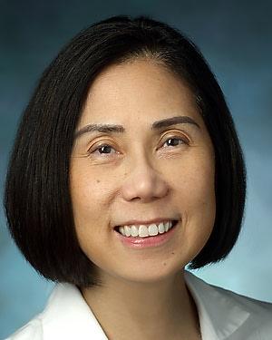 Headshot of Marcia Irene Canto