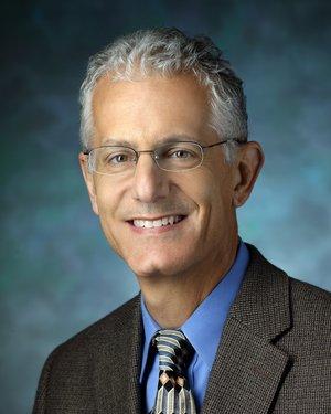 Headshot of David Lee Thomas