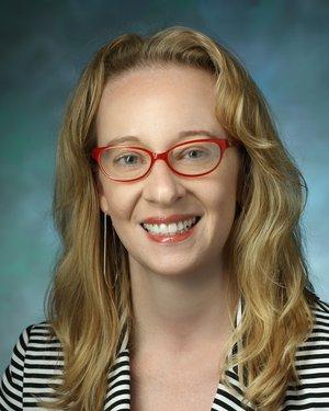 Headshot of Jennifer Reesman