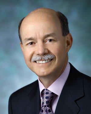 Headshot of Theodore Leslie DeWeese