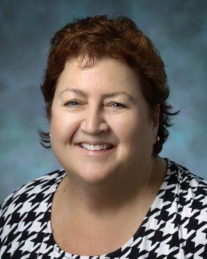 Headshot of Deborah K Armstrong