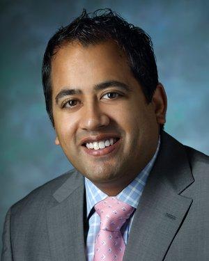 Headshot of Shiv Saidha