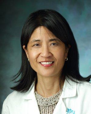 Headshot of Cornelia Liu Trimble