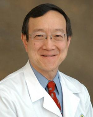 Headshot of Mark C Liu