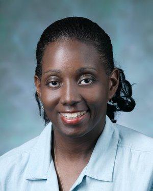 Headshot of Alicia D. White