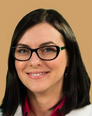 Headshot of Mihaela Carter