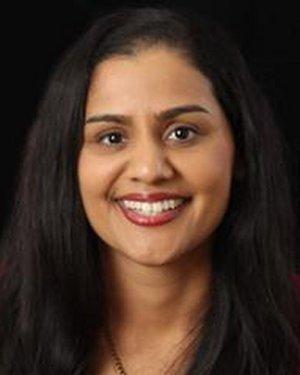 Headshot of Vidya Kamath