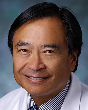 Headshot of John Wai-Chiu Wong