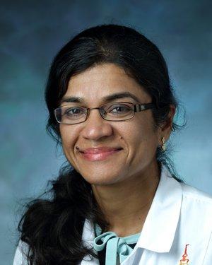 Headshot of Sujatha Kannan
