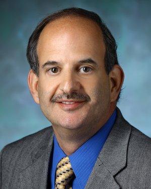 Headshot of Leo Charles Rotello